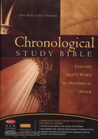 NKJV: Chronological Study Bible, the (Hardcover)