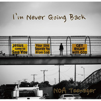NOA Teenager 2집 - Im never going back (CD DVD)