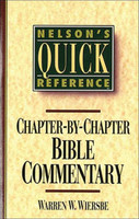 Nelsons Quick Reference Chapter-by-Chapter Bible Commentary (PB)