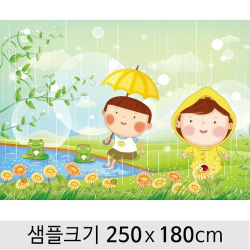 봄배경현수막-070  ( 250 x 180 )