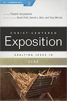 Exalting Jesus in Luke (PB) (Christ-Centered Exposition Commentary)