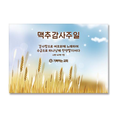 맥추감사주일현수막-006 ( 200 x 140 )