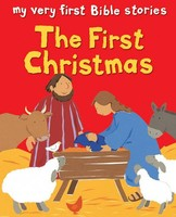 First Christmas, the (wrapped pack of 12) (My Very First Bible Stories)