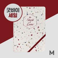 2021 갓피플 다이어리 Monthly _ 테라조핑크