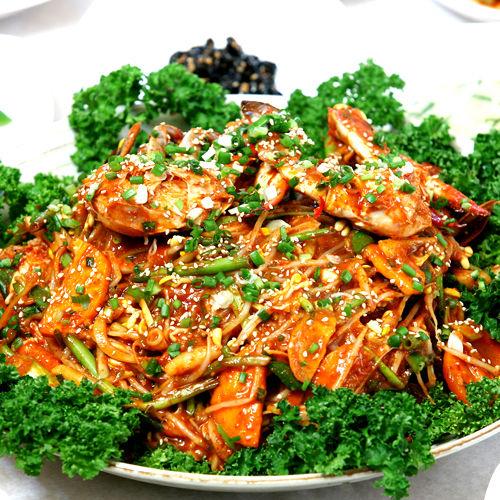 군산성광교회 김철호 집사의 계곡가든 양념게장 1kg/1.7kg(냉장/실중량)