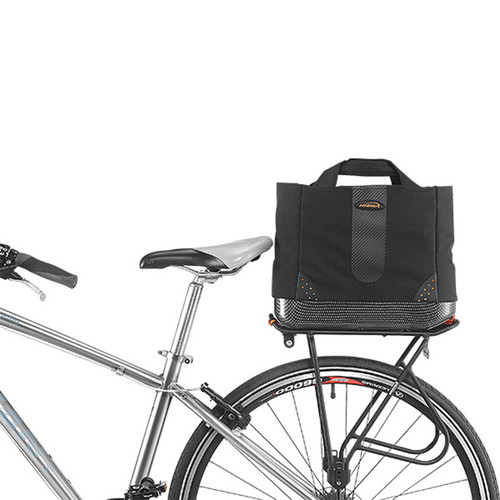 아이베라 카본 스타일 자전거 보온 보냉 짐받이 랙 가방 16리터 대용량 짐받이 세트