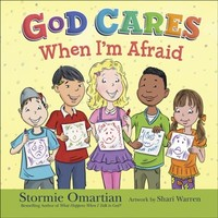 God Cares When I am Afraid (Hardcover)
