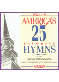 Americas 25 Favorite Hymns 4 (CD)