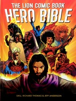 The Lion Comic Book Hero Bible (HB)