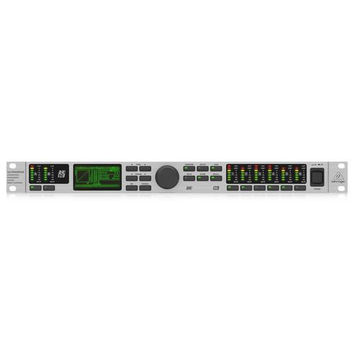베링거 ULTRADRIVE PRO DCX2496LE 스피커 매니지먼트 시스템