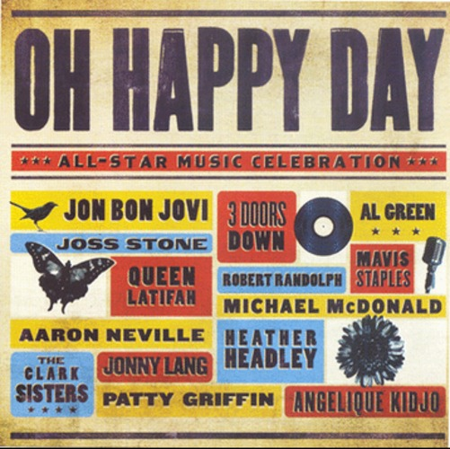 Oh Happy Day - All Star Music Celebration (CD)