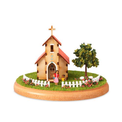 디오라마미니하우스:교회(YM981)