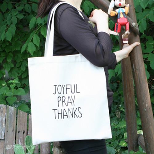 Joyful 에코백