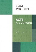 Acts for Everyone Part 2, Reissue Ed. (PB)
