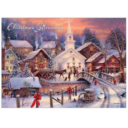 (성경)크리스마스카드 40948