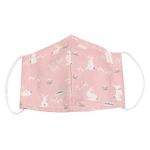 하라로이 유아 입체마스크 핑크래빗