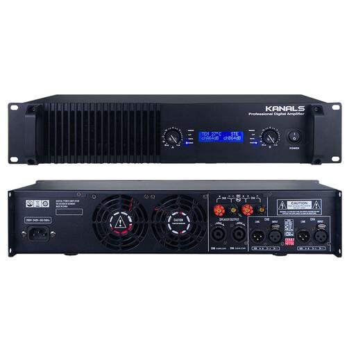 카날스 KD-2000 디지털 파워앰프