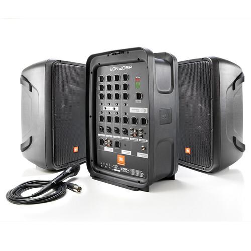 JBL EON208P 이동형 음향시스템