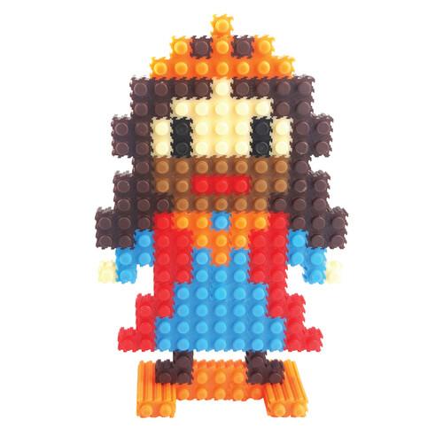 성경마을-솔로몬왕(디폼블럭)
