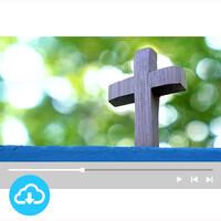 십자가 배경영상 9 by 굿픽 / 이메일발송(파일)