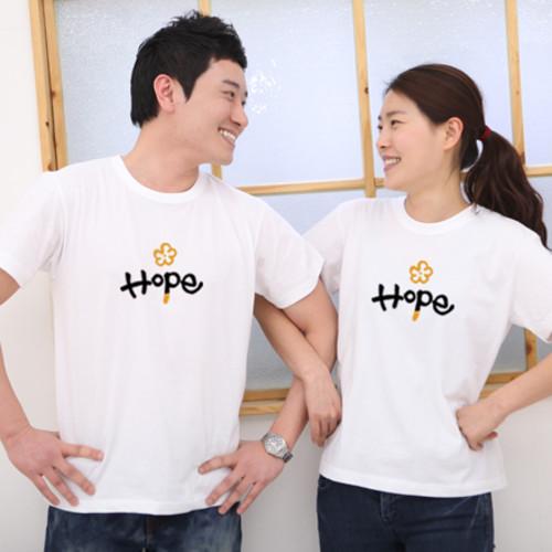 마이제이디_캘리소망(Hope) 티셔츠(국산순면-8색)