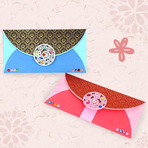 전통비즈 용돈지갑(5개이상구매가능)
