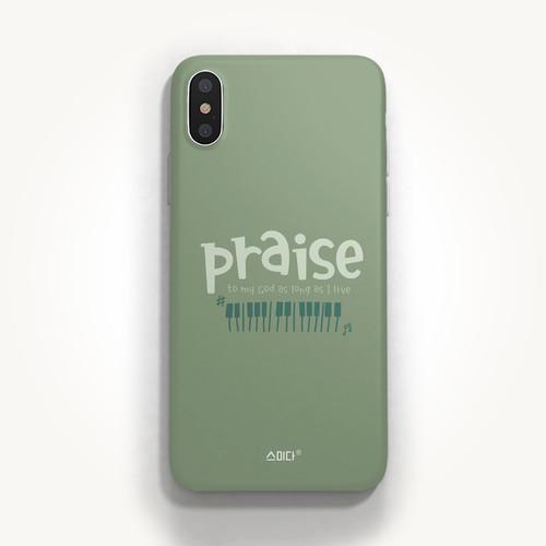 성경말씀폰케이스 디자인-13 찬양(Praise)