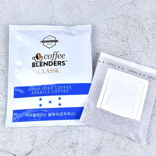 커피블렌더스 드립백커피 클래식 온두라스 10파우치
