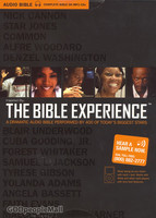 Inspired By The Bible Experience : The Complete Bible (TNIV/8 MP3 disk/1DVD)