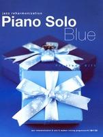Piano solo - Blue (악보)