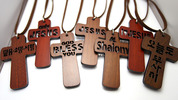 십자가 차걸이 CH37-43