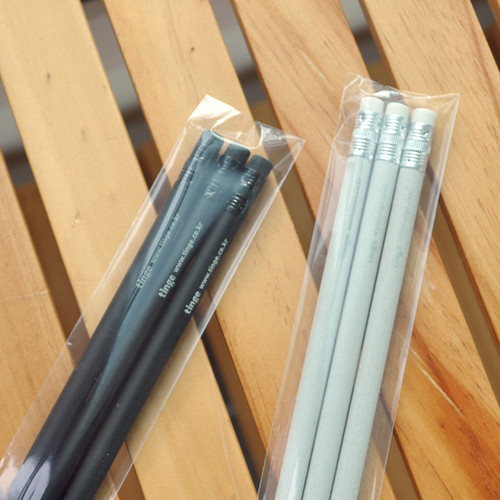 tinge_틴지) 원형지우개연필 (3개1세트)