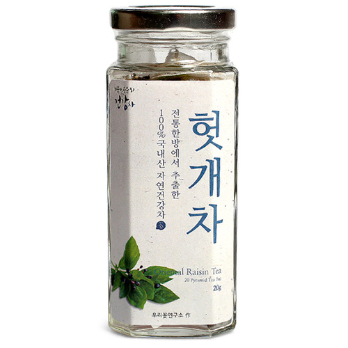 헛개차 20g (1gx20삼각티백) /건강차