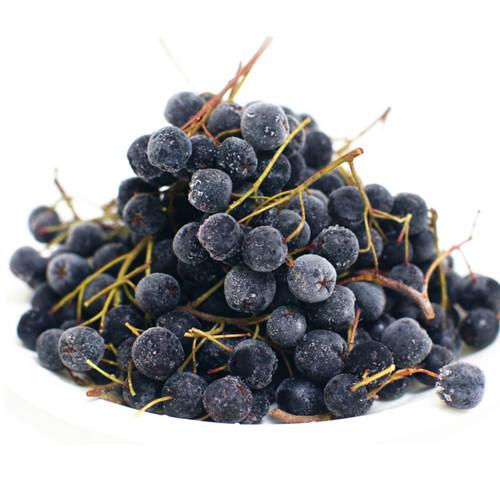 충주 송강교회 엄종철 장로의 아로니아(블랙초크베리) (1kg, 냉동)