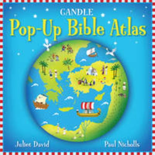 Candle Pop-Up Bible Atlas (HB)
