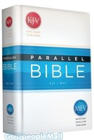 KJV/MEV Parallel Bible: King James Version / Modern English Version (HB)
