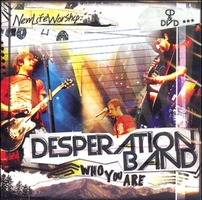 DESPERATION BAND - WHO YOU ARE(CD DVD) 무료배송!!
