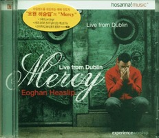 오왠 히슬립 1st Album Mercy live from dublin (CD)