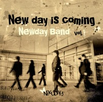 Newday Band vol.1 - New day is coming (CD)