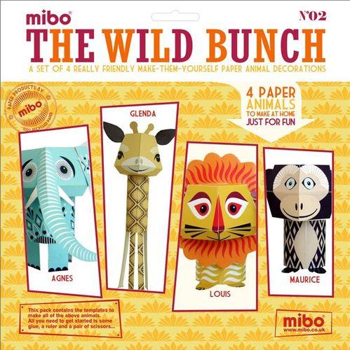 [미보 종이접기]The Wild Bunch-02