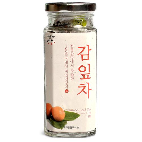 감잎차 20g (1gx20삼각티백) /건강차