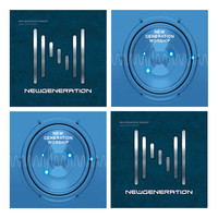 뉴제너레이션워십 음반세트(전2종)