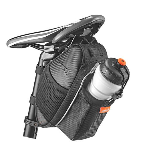 물통 수납 가능 1.7리터  대용량 자전거 안장가방 (대만산)