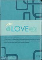 [교회단체명 인쇄] 컬러러브성경 21C새찬송가 중 합본(색인/이태리신소재/지퍼/투톤비취)