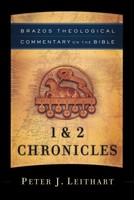 1 and 2 Chronicles (Brazos Theological Commentary on the Bible) (Hardcover)