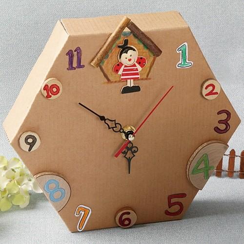 [아트랄라] 육각형 시계만들기(1개)