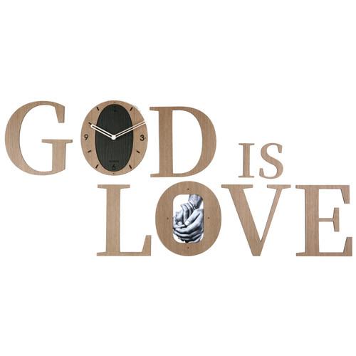그림성경시계 - 하나님은사랑이시라