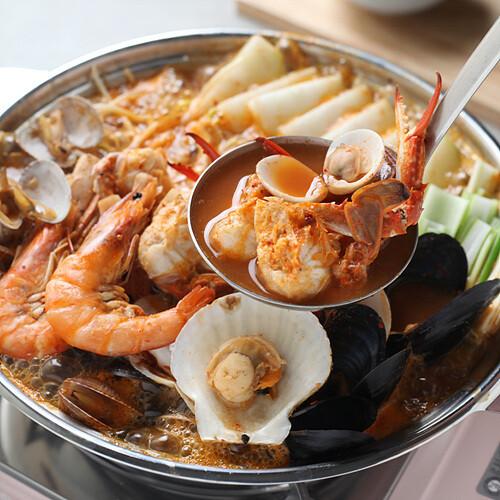 뚝딱 해물탕 350g (1~2인분)