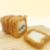 ez수세미-주방시리즈 : 미니식빵 (Hope) 5개1set