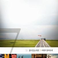 꿈이있는자유 7 집 - 바람이 불어오네 (CD)